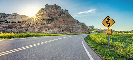 road trippin, badlands national park, owners guide