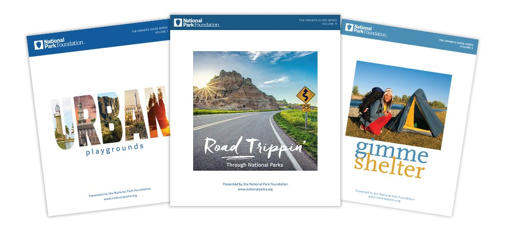 National Park Foundation Owners Guides