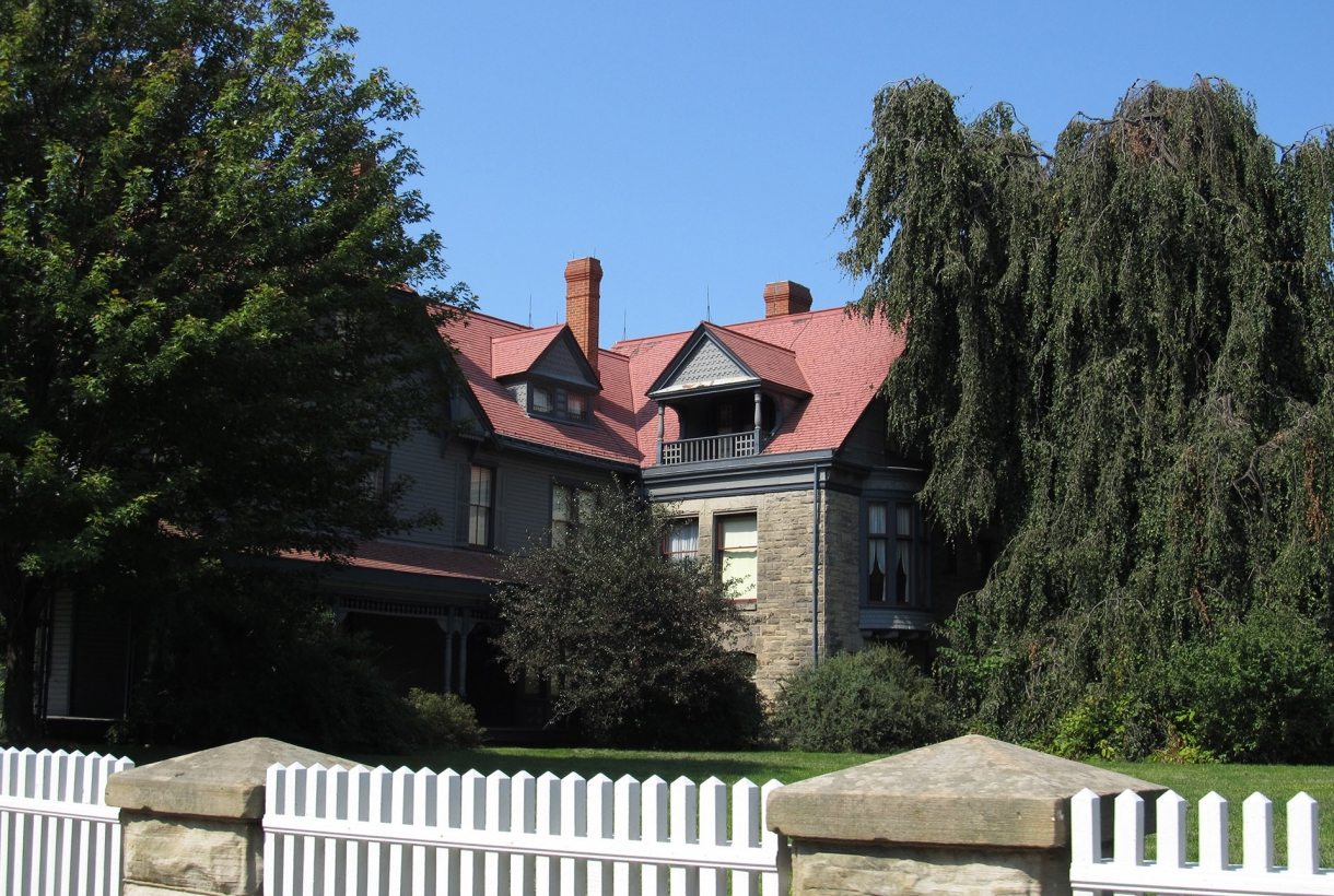 James Garfield house