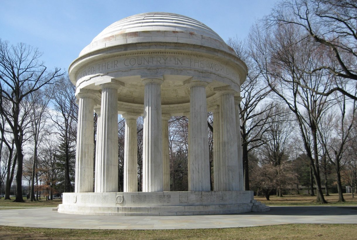 Image of Washington, D.C's World War I Memorial