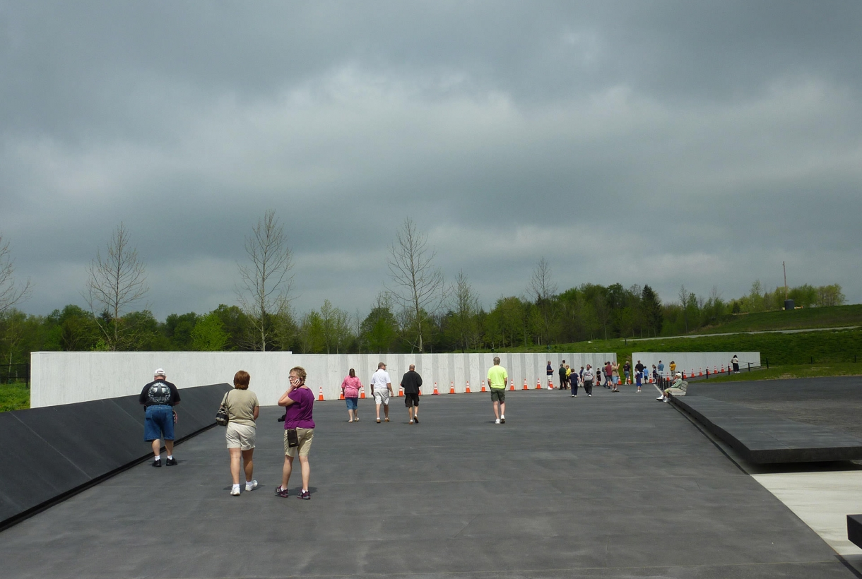 A tour of the Flight 93 National Memorial