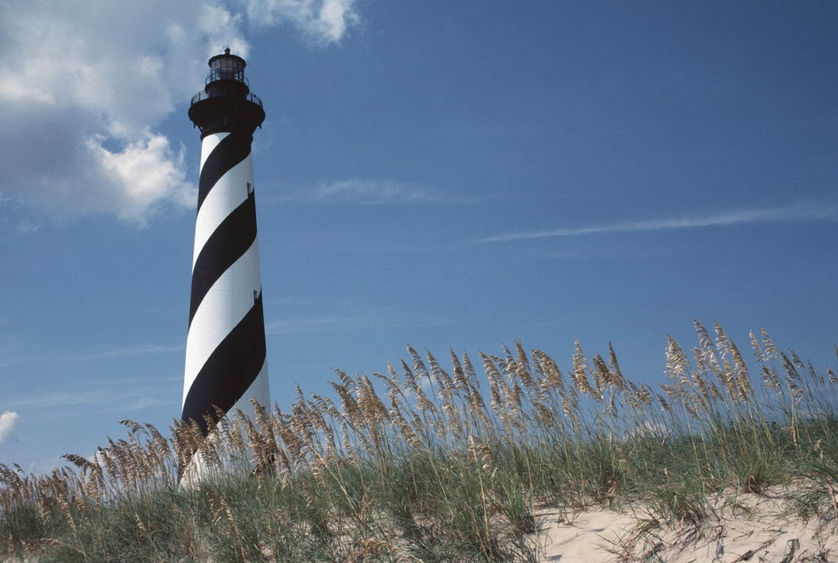 Lighthouse at Cape Hatteras