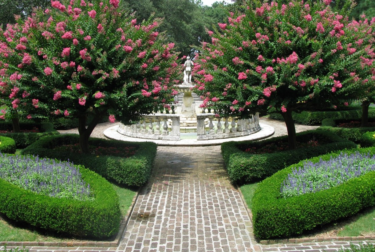 Elizabethan Gardens at Fort Raleigh National Historic Site