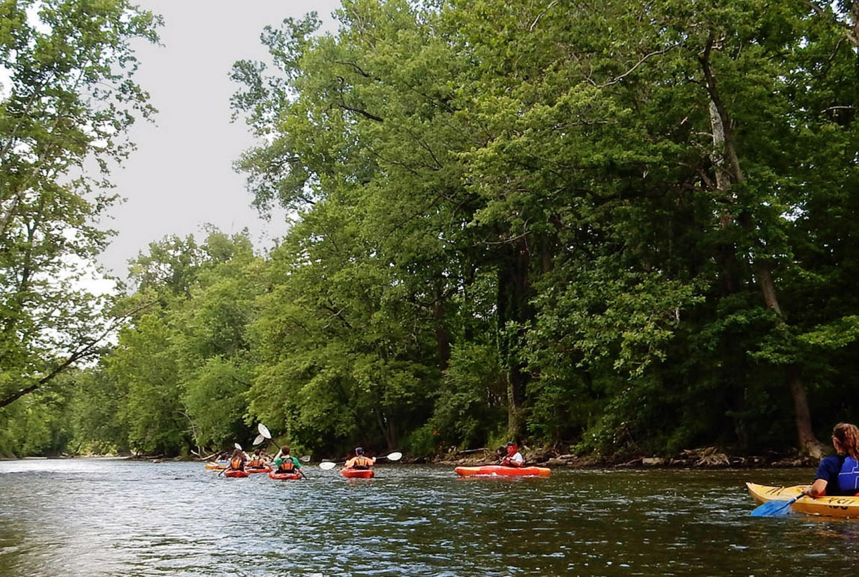 Cuyahoga Valley kayaking