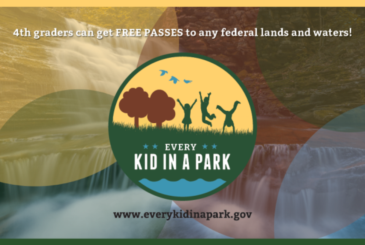 Every Kid in a Park Poster