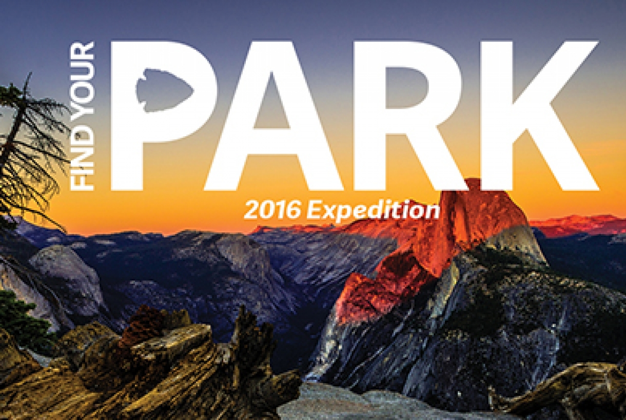 FYPx 2016 Header Logo with Yosemite in the background
