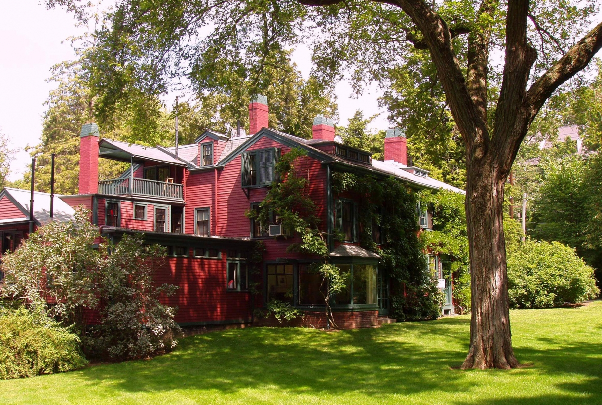 Frederick Law Olmsted House