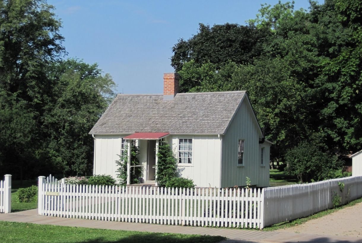 Herbert Hoover birthplace home
