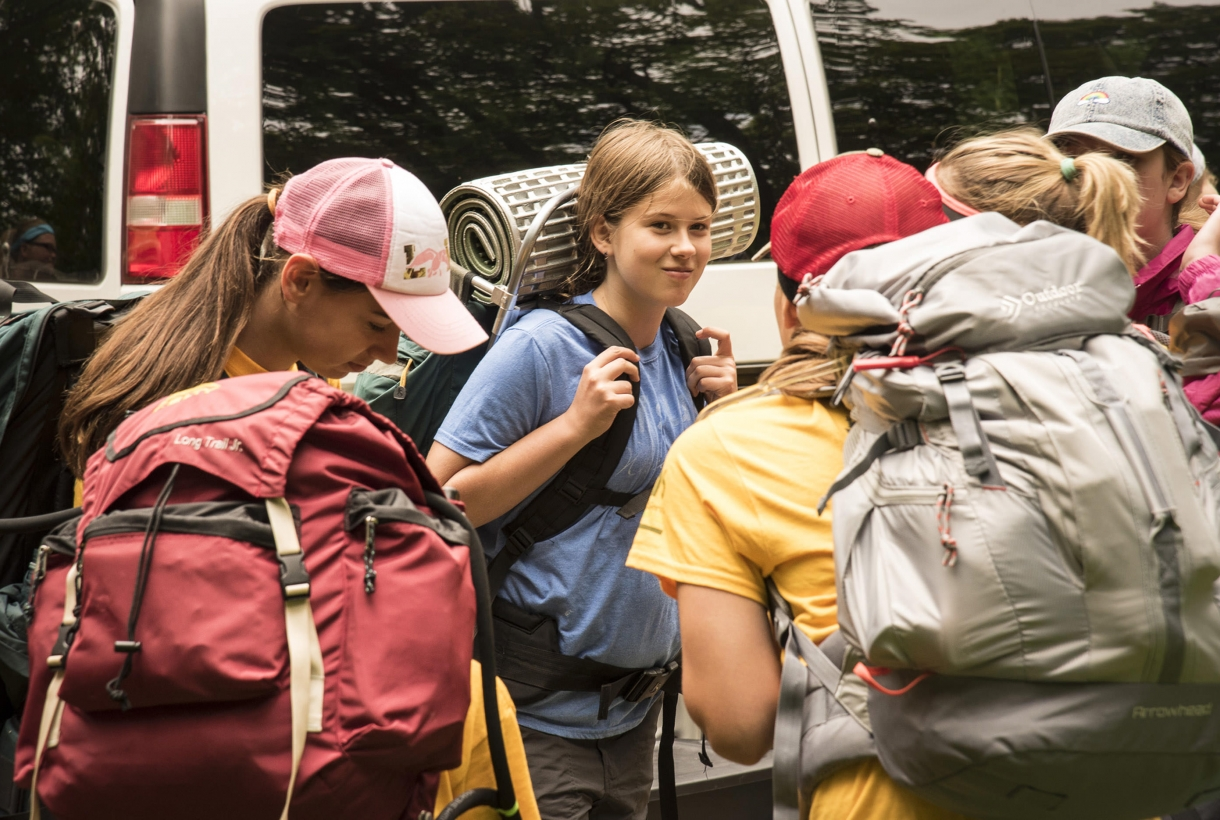High Schoolers engage in National Park, ranger-led activities