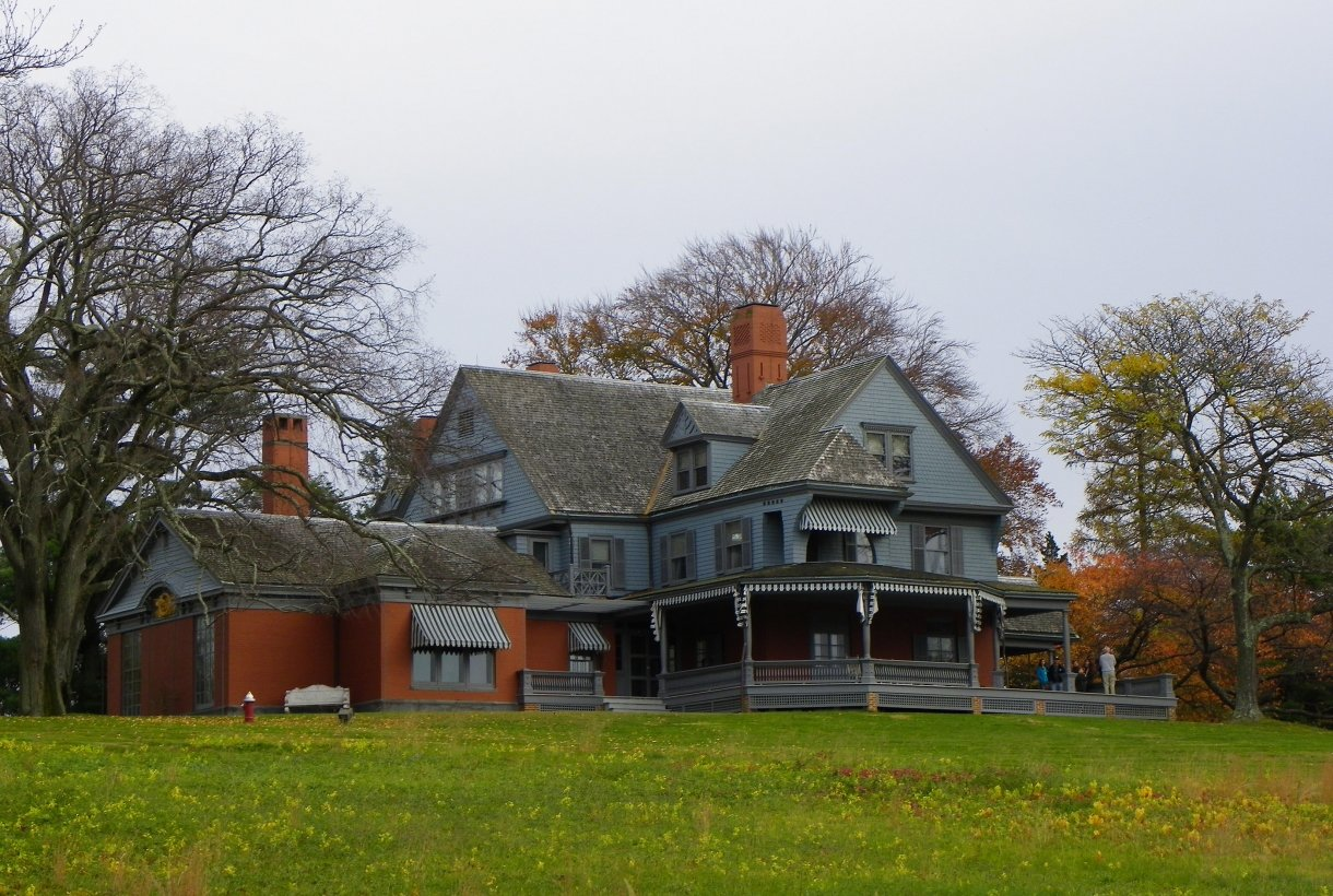 Home of President Theodore Roosevelt