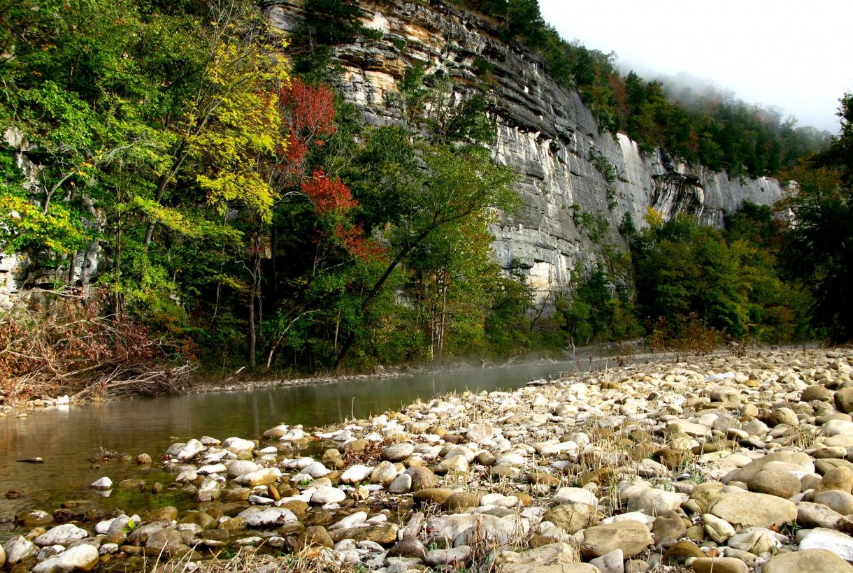Buffalo River National Park