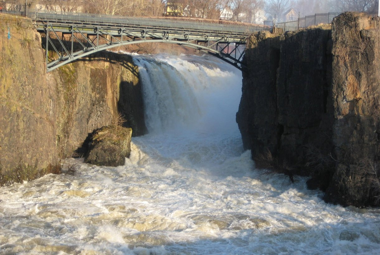 Image of Paterson great Falls National Park Waterfall