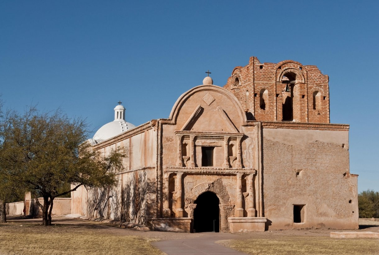 Mission at Tumacacori National Historic Park