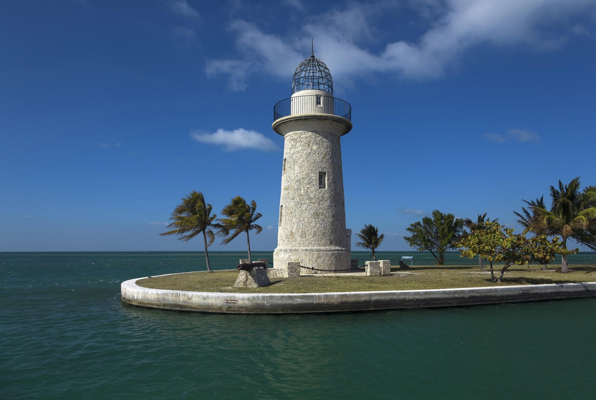 Historic Boca Chita Lighthouse