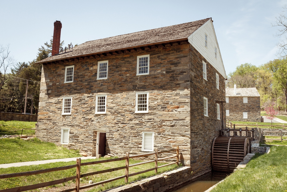 Peirce Mill in Rock Creek Park