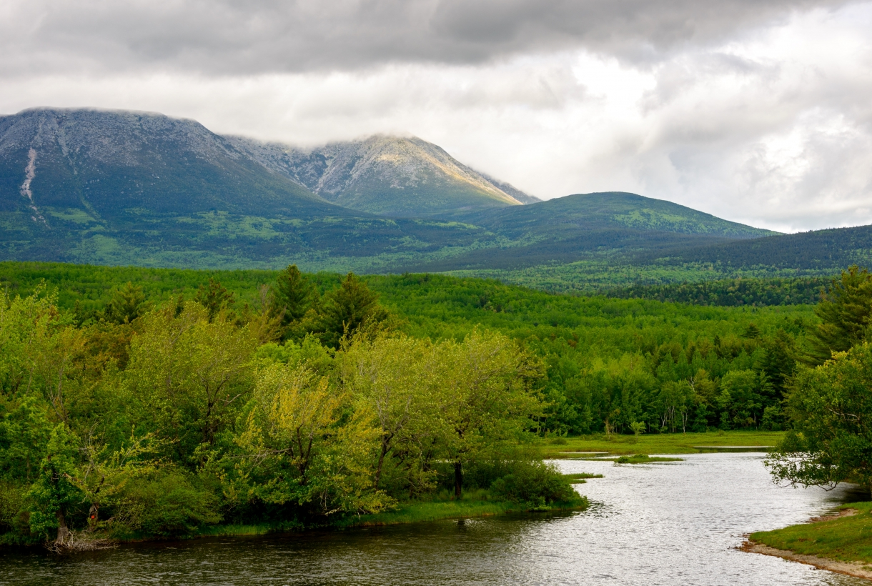 Katahdin Woods & Waters National Monument