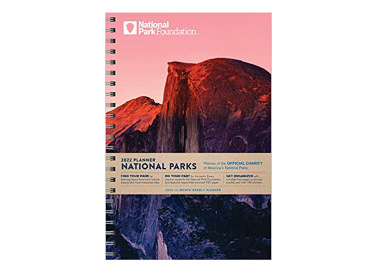 cover of the 2022 planner