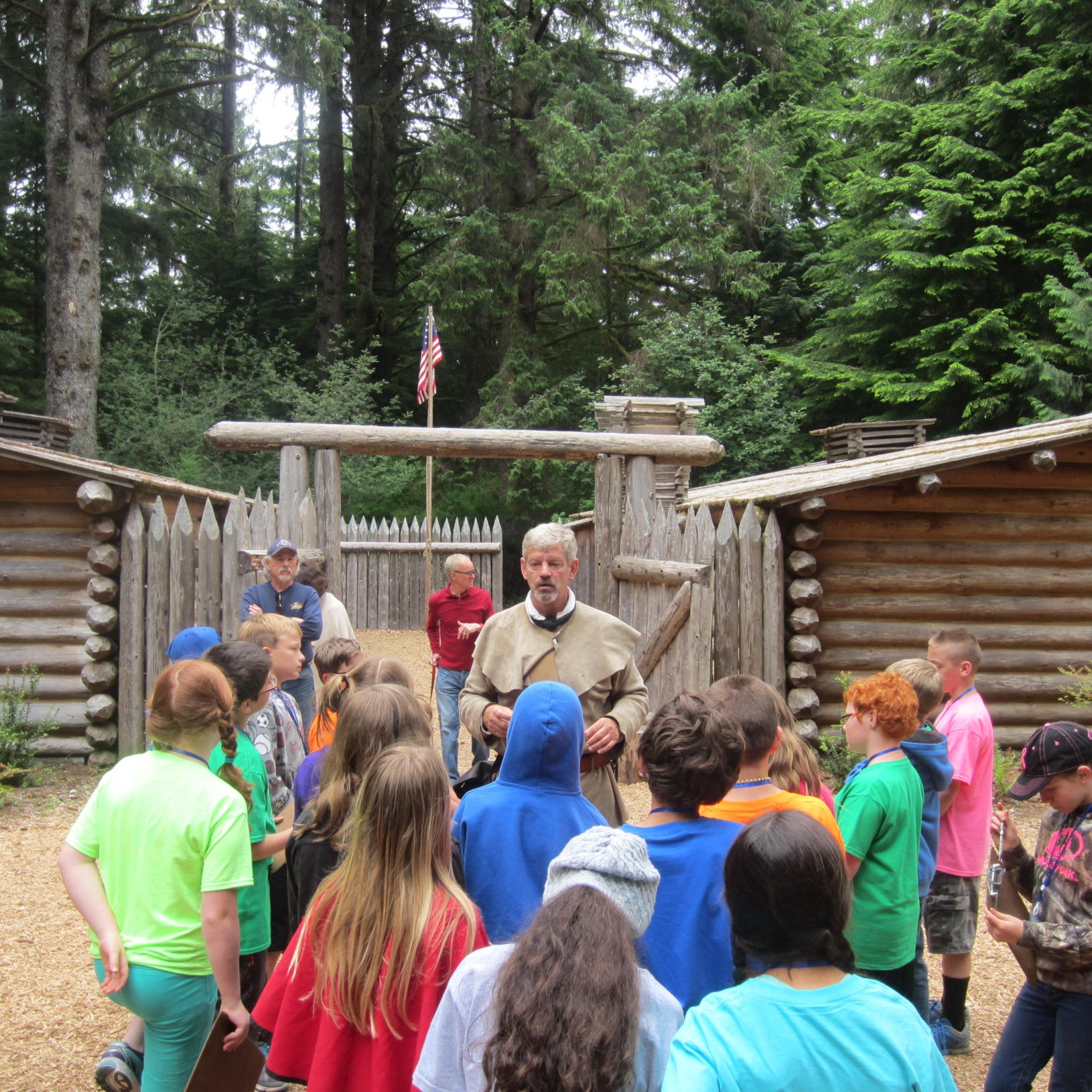 Fort Clatsop, Oregon