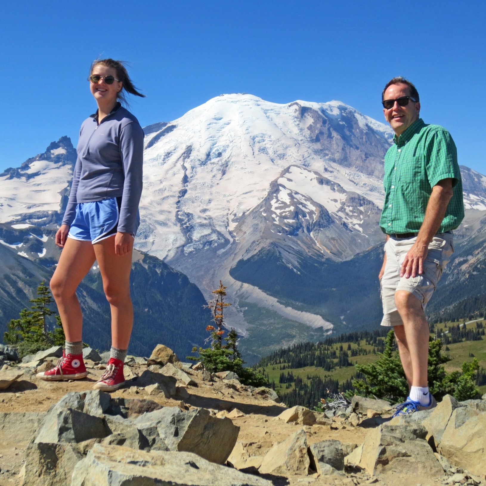 Summer on Rainier