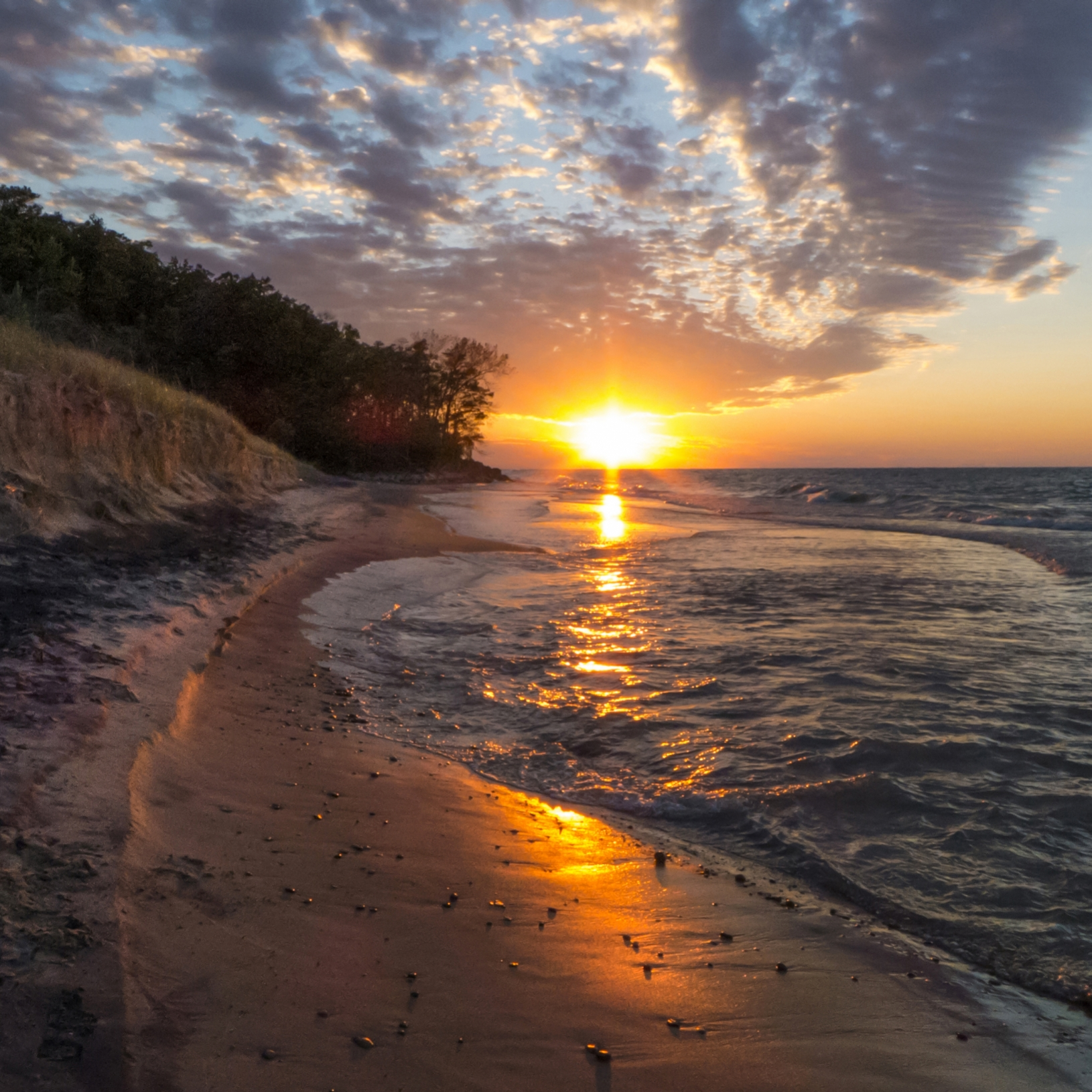 Michael Gard, Indiana Dunes National Lakeshore, artist-in-residence, photographer