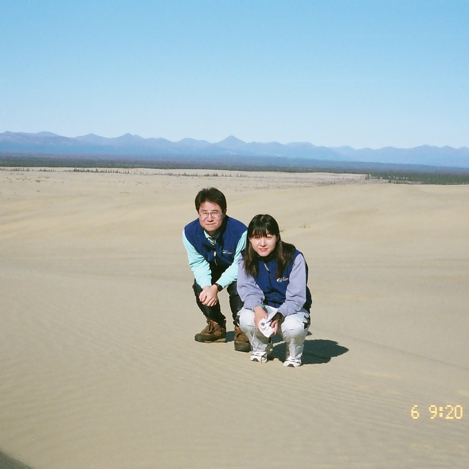 KOBUK VALLEY NP GREAT SAND DUNES