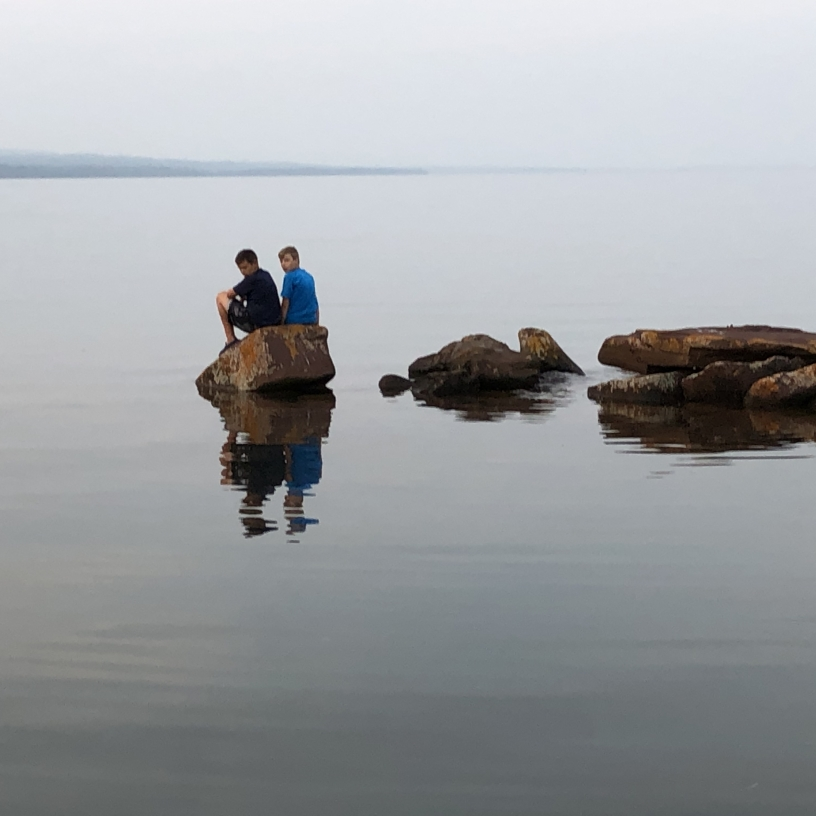 Introspection on Isle Royale