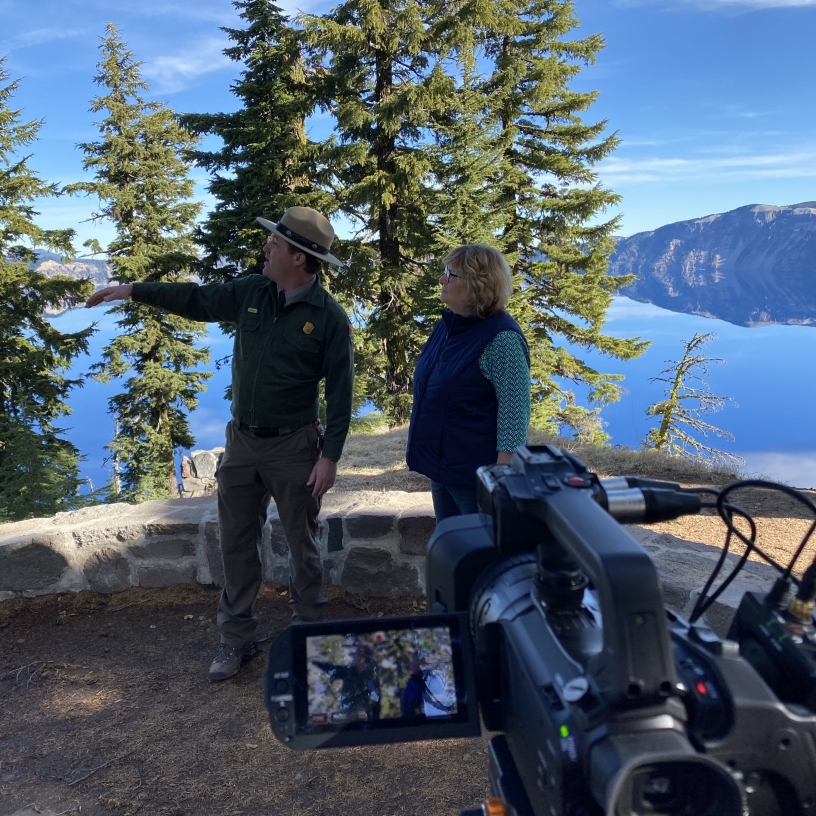 National Parks Expedition Challenge: Crater Lake