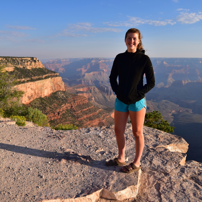 Shoshone Point sunrise
