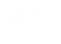Open OutDoors for Kids white logo