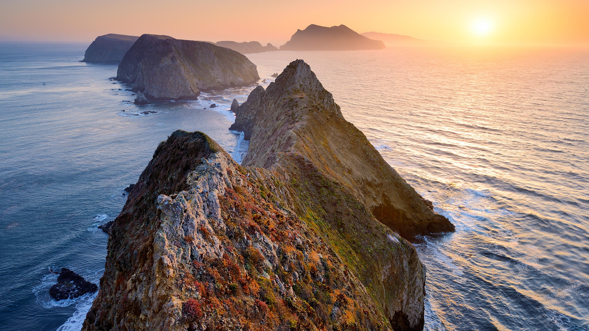 Channel Islands National Park Los Angeles