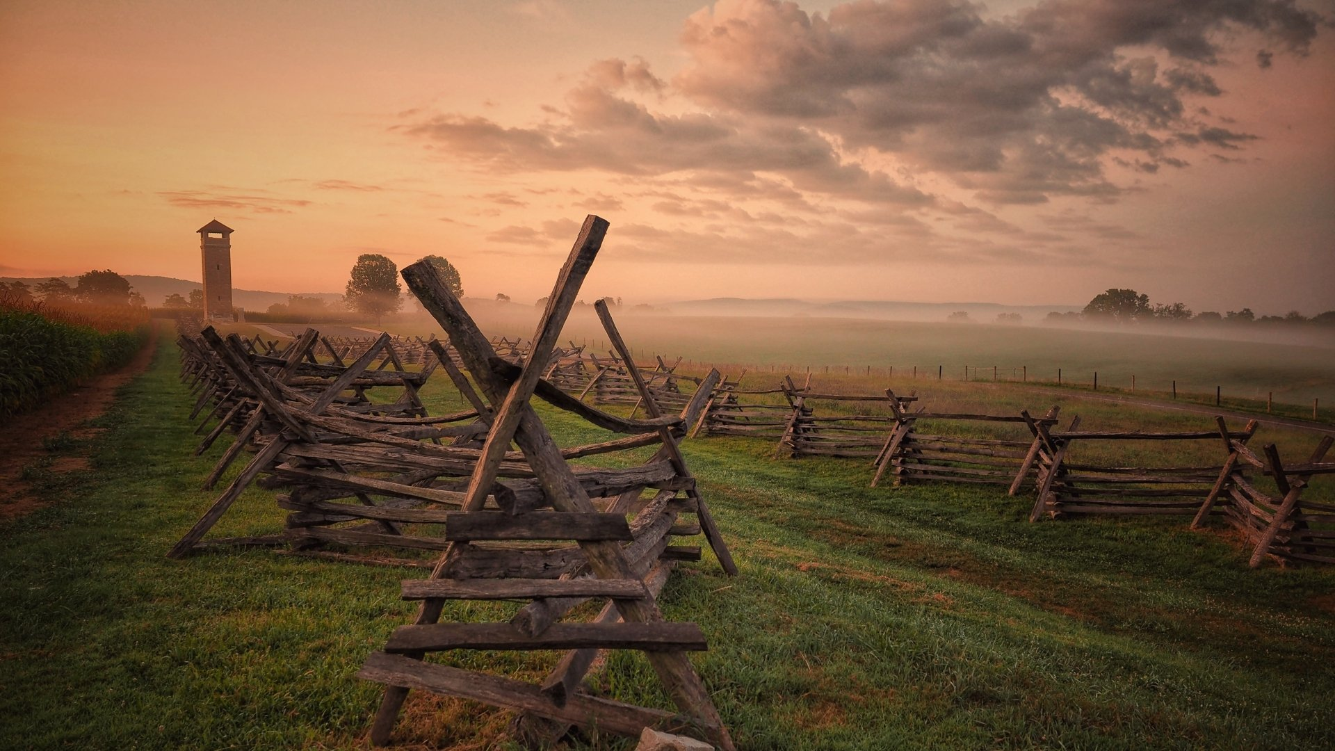 Antietam National Battlefield image by Matt Brant