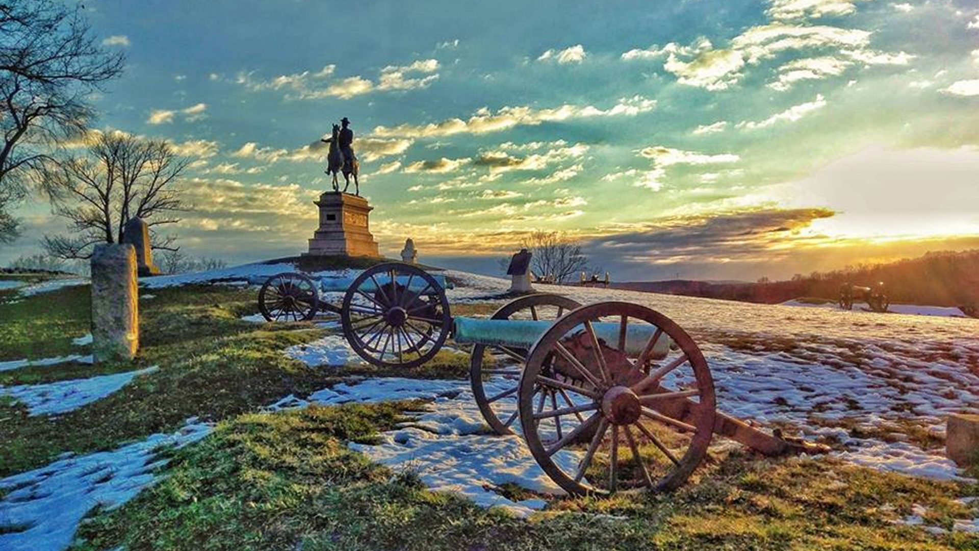 Gettysburg National Military Park image by Jody Shealer