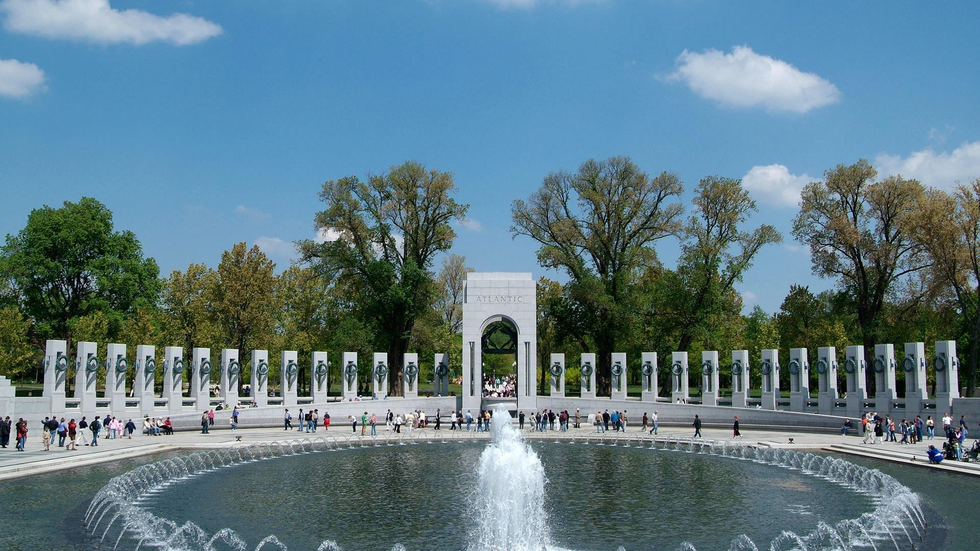 World War Ii Memorial National Park Foundation