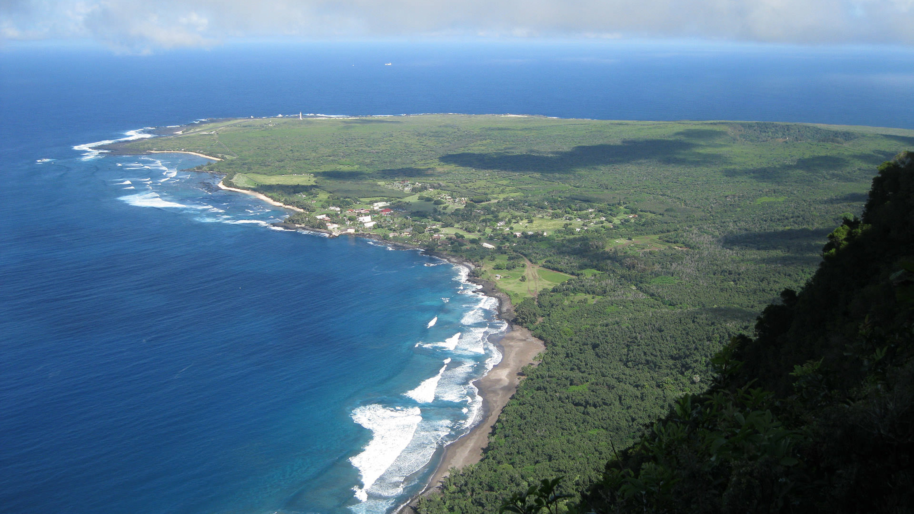 Breathtaking scenery at Kalaupapa National Park