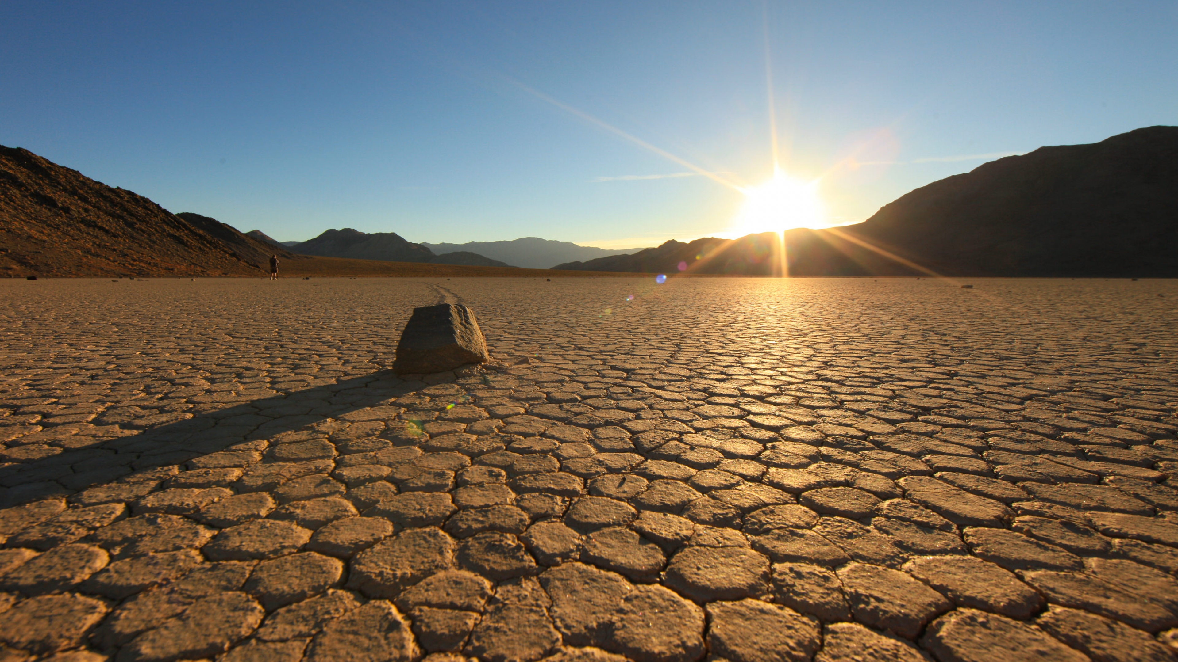 The Sailing Stones of Death Valley | National Park Foundation