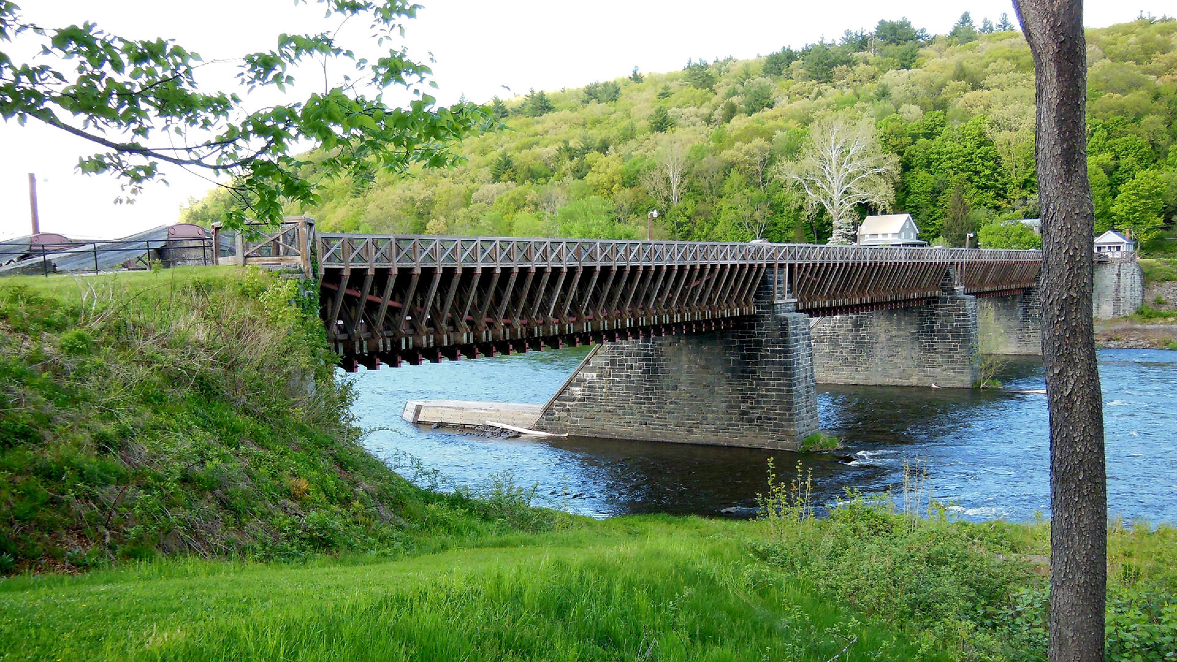 Bridge at Upper Delaware Scenic & Recreational River