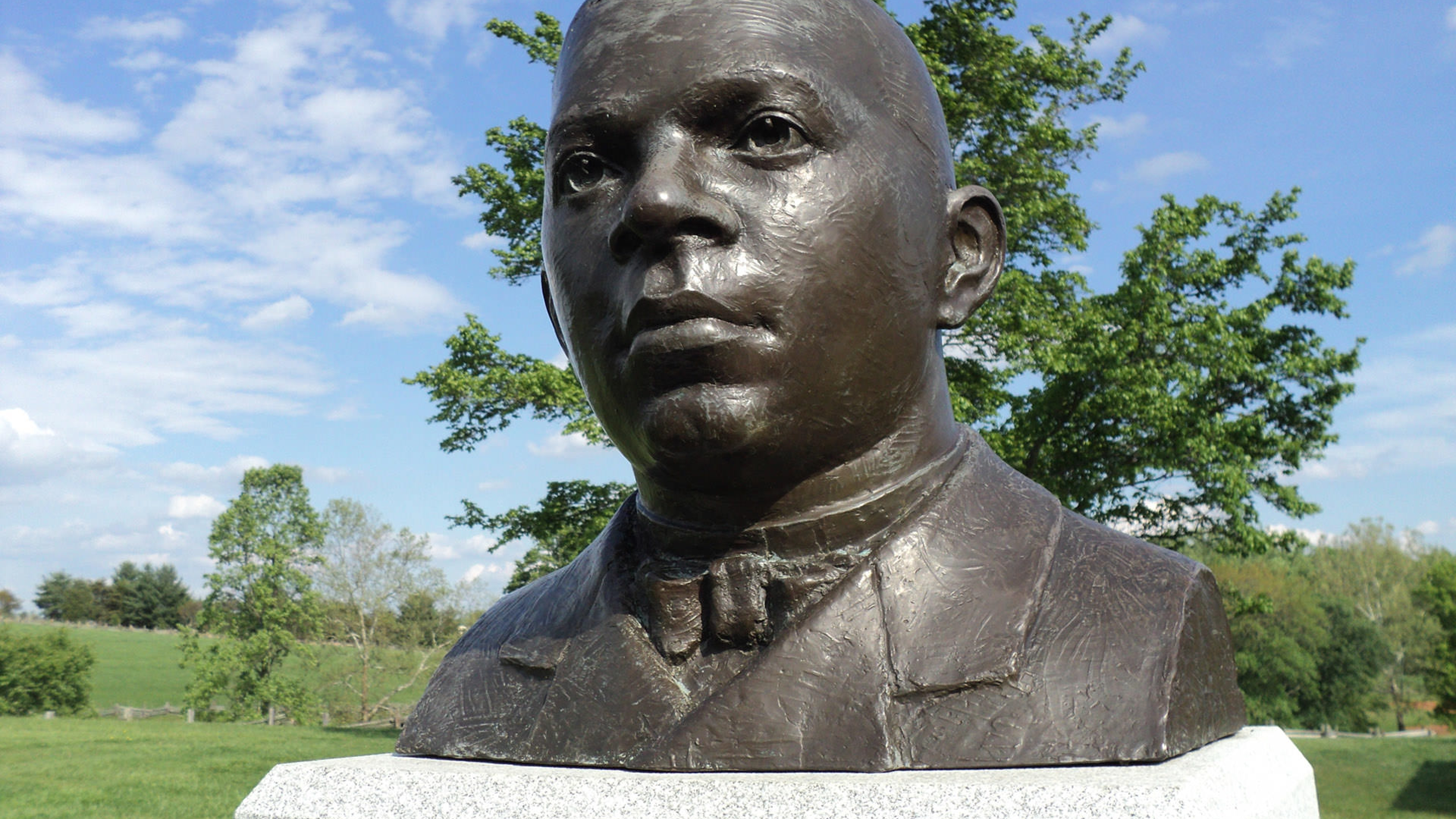 Booker T Washington Monument