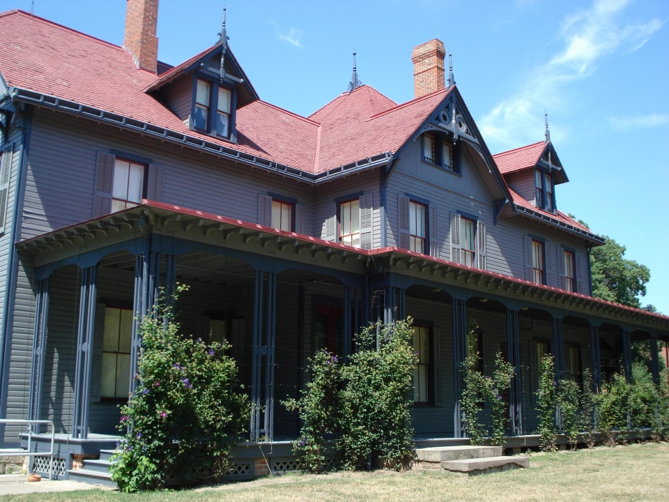 James A. Garfield National Historic Site House