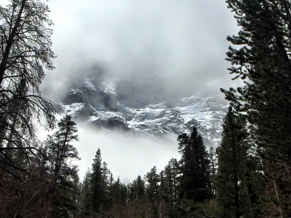 Fan Favorite winning image of Mount Whitney in winter at Inyo National Forest