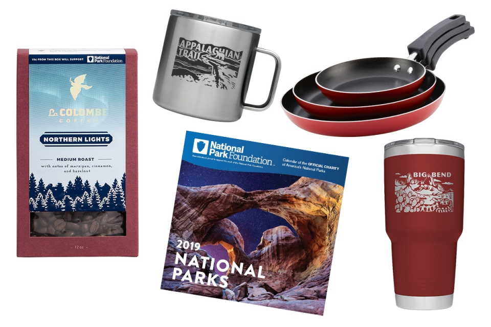 2018 Gift guide for national park lovers who love to entertain