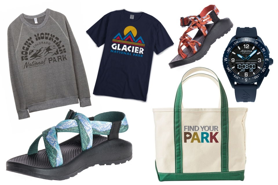 2018 holiday gift guide for the national park lover fashionista
