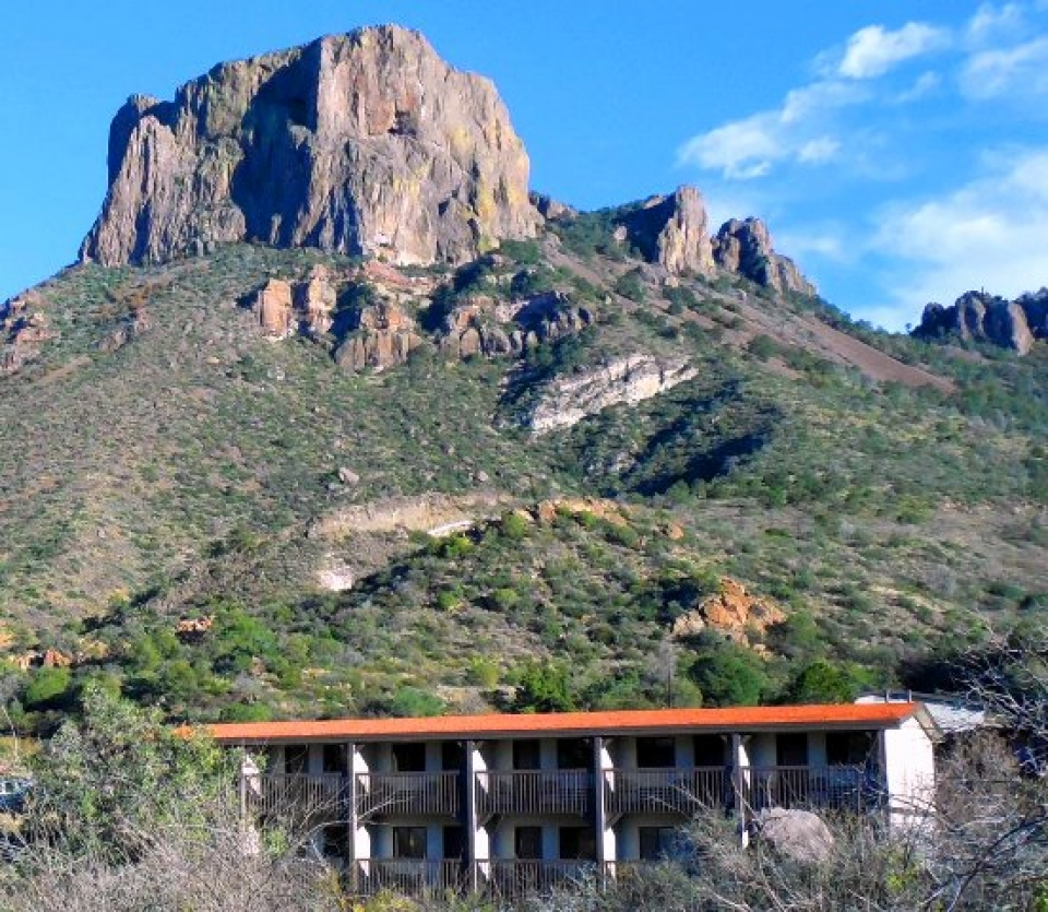 Chisos Mountains Lodge