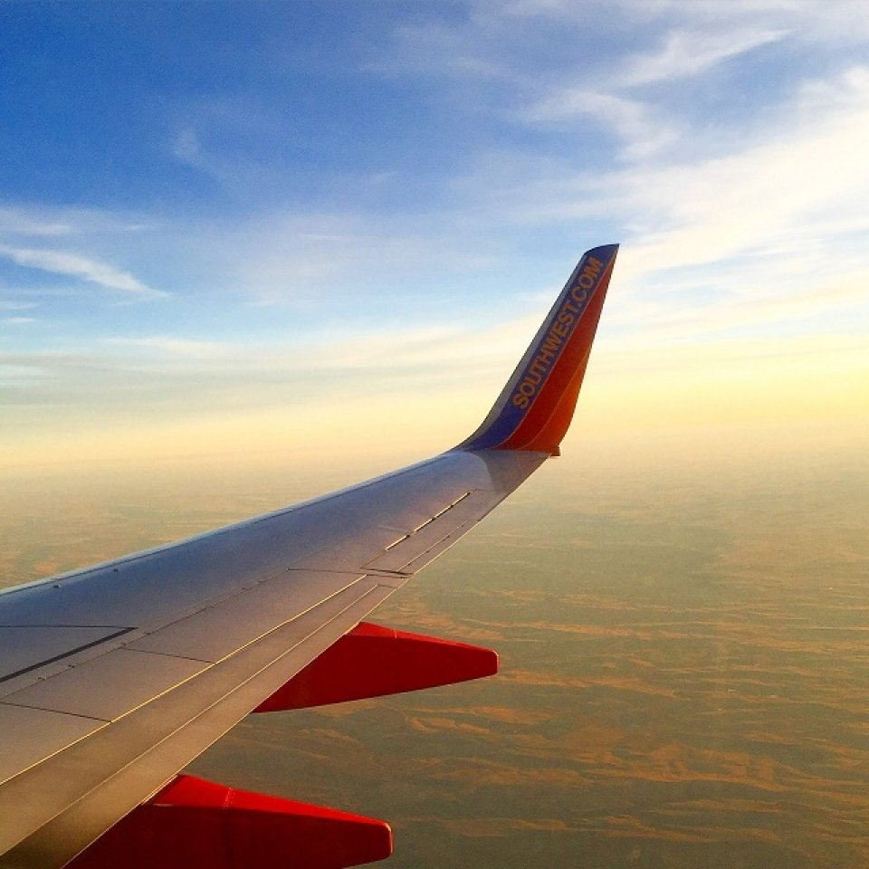 Southwest Airplane Wing