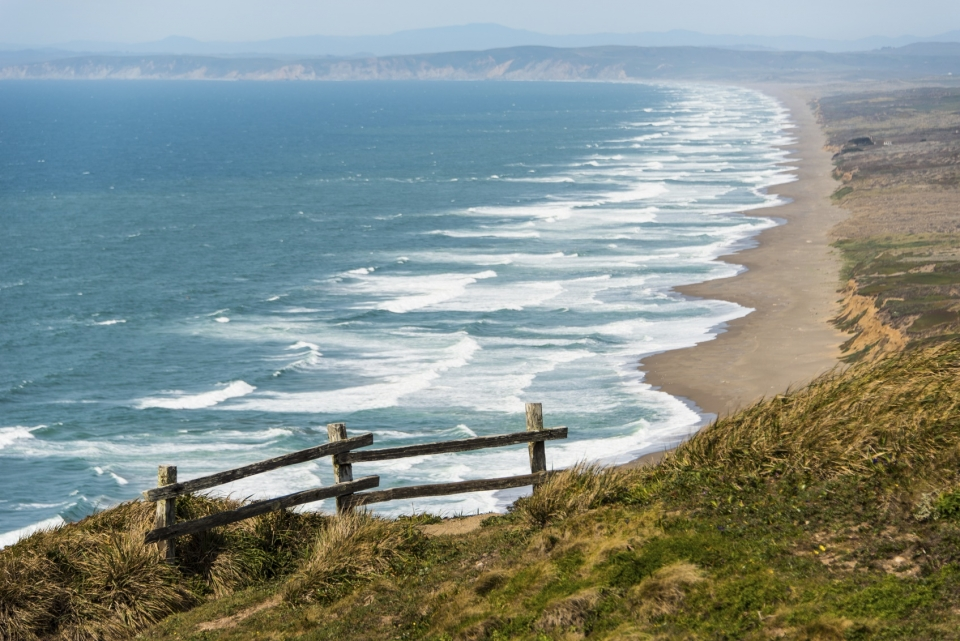 Beach at Point Reyes National Seashore