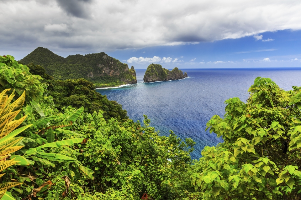 Pago Pago, National Park of American Samoa