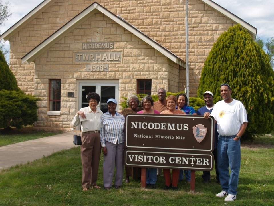 2009 Homecoming Celebrations with Descendants of Nicodemus National Historic Site