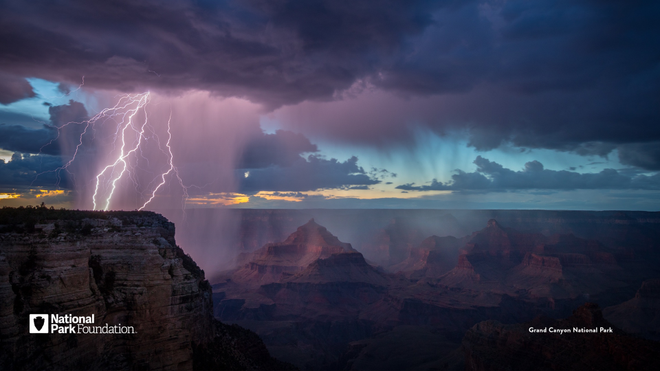 Grand Canyon National Park desktop wallpaper