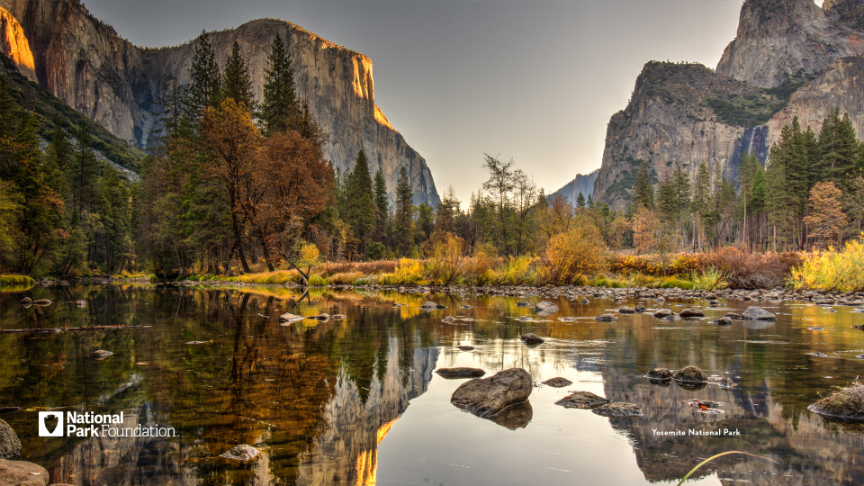 Yosemite National Park desktop wallpaper