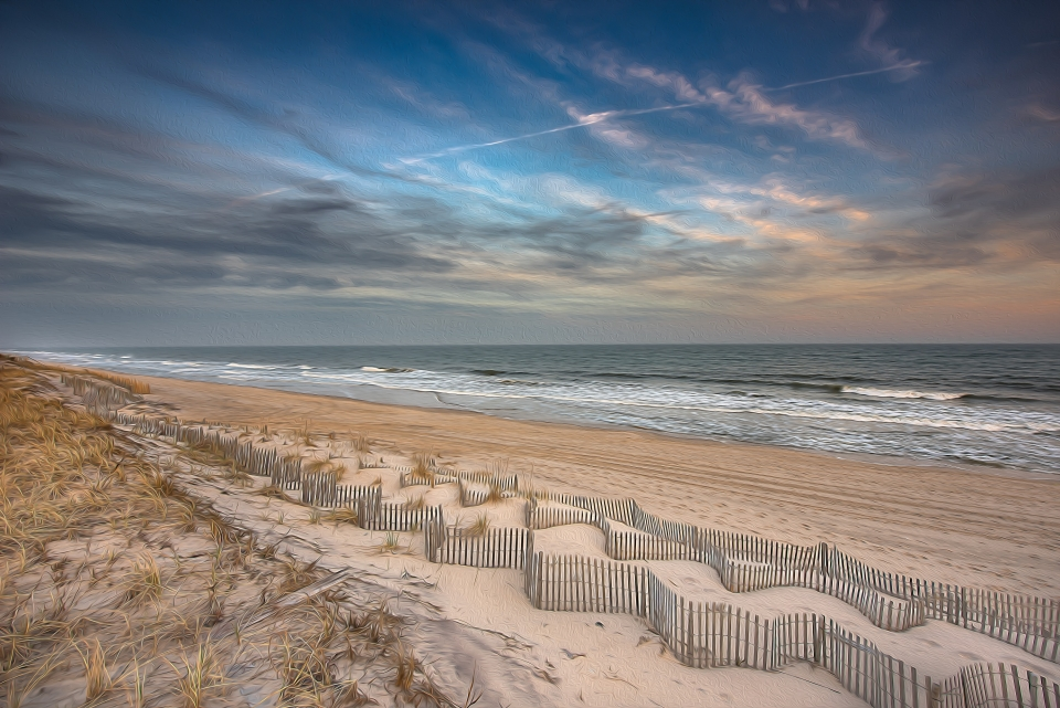 Fire Island National Seashore by Stan Dzugan/Share the Experience Photo Contest