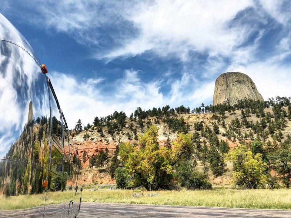 Devils Tower National Monument  contest image by Ashley Longnecker